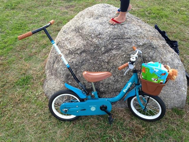 いきなり自転車の画像