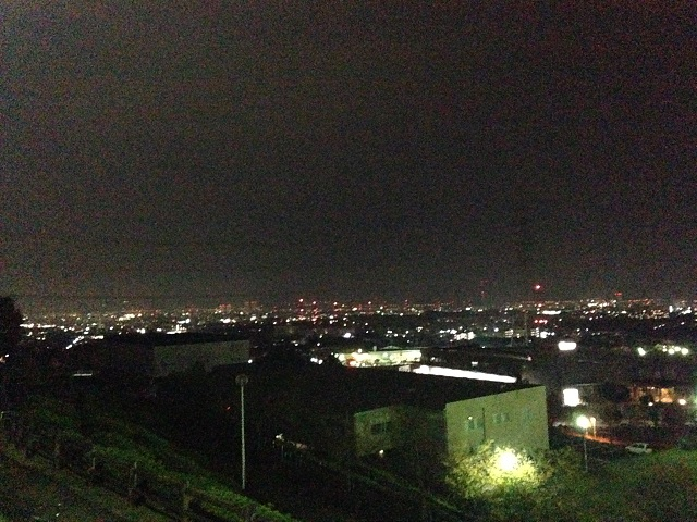 枚方の夜景画像3