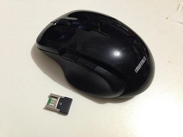 静音マウスの画像