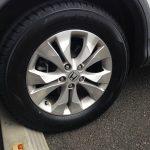 車 タイヤ交換