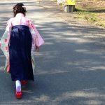 袴のレンタル