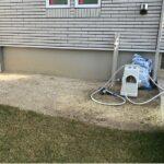 立水栓の排水なしは不便